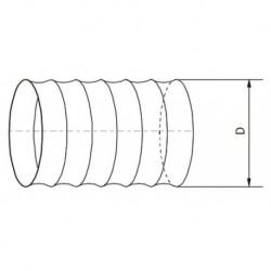 Kanał elastyczny PVC 566 • Vents • TANIA PROFESJONALNA WYSYŁKA