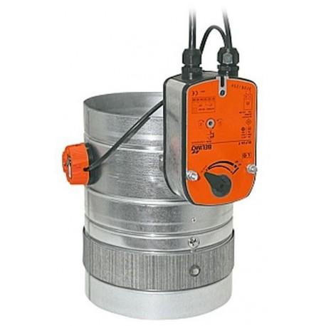 Klapa przeciwpożarowa typu KTM-E  230V