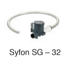 Syfon odprowadzający kondensat z centrali wentylacyjnej SG-32