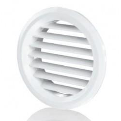 Kratki wentylacyjne drzwiowe okrągłe - VENTIKA - MW50/4KOS