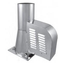 Generator ciągu kominowego GCK podstawa kwadratowa
