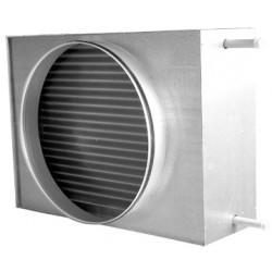Wodna nagrzewnica powietrza - Salda - Seria AVS