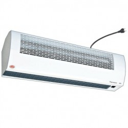Kurtyna powietrzna pozioma do budynków klimatyzowanych - Systemair - Seria ADA
