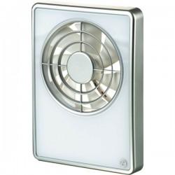 Inteligentny wentylator łazienkowy (osiowy) SMART, bardzo cichy 21 dB