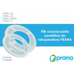 Filtry do rekuperatora Prana
