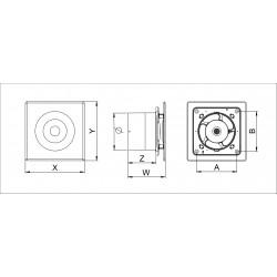 RFV/2-125 ZN  • Venture Industries  • wentylator dachowy •  profesjonalna wysyłka•