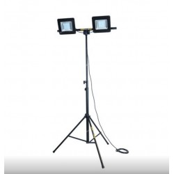 Maszt oświetleniowy Partnersite LM100AW - oświetlenie budowlane
