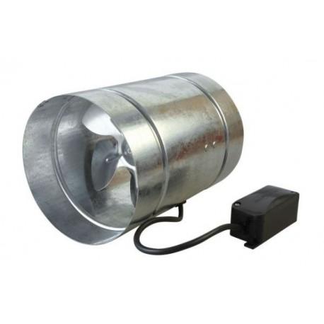 Osiowy wentylator kanałowy serii VKOMz