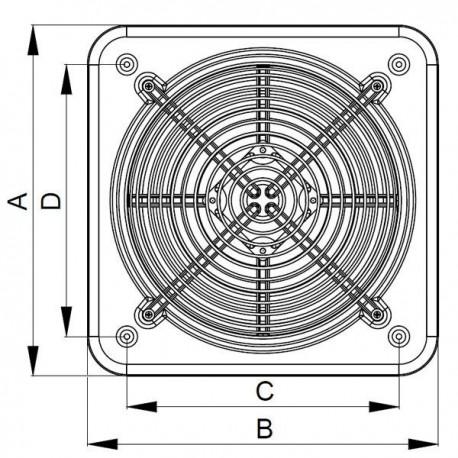 WO 315 • wentylator osiowy • TANIA PROFESJONALNA WYSYŁKA • PROFESJONALNA WYSYŁKA • BEZPIECZEŃSTWO ZAKUPÓW • INDYWIDUALNE RABA