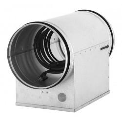 Elektryczna nagrzewnica do montażu w kanałach o przekroju okrągłym HCD