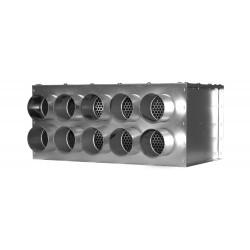 Rozdzielacz przelotowy FLEXO BOX P10