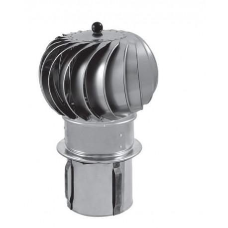 Turbowent podstawa TU-PT OCAL wciskana (nieotwierana)