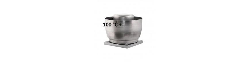 Wentylatory odporne na temperaturę